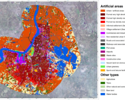 Supporting the local urban planning process in Kolkata (India)