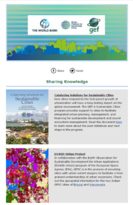 Read more about the article EO4SD-Urban in GPSC Newsletter