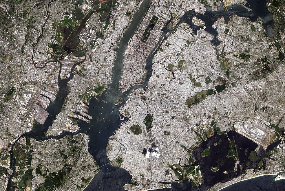 New York (USA) - Image ESA